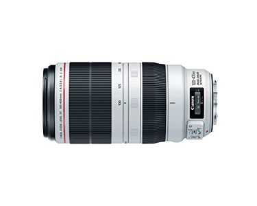 Canon EF100-400mm f/4.5-5.6L IS II USM Telephoto Zoom Lens Price in India