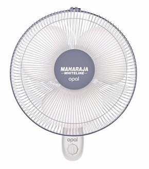 Maharaja Whiteline Opal 3 Blade (400mm) Wall Fan Price in India