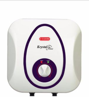 V-Guard Krystal Plus 15 Litres Storage Water Geyser Price in India