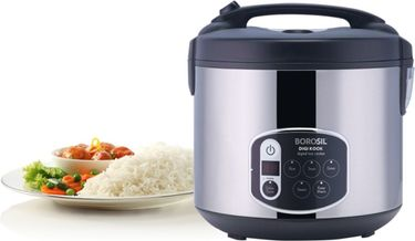 Borosil Digikook 1.8 Litre Electric Rice Cooker Price in India