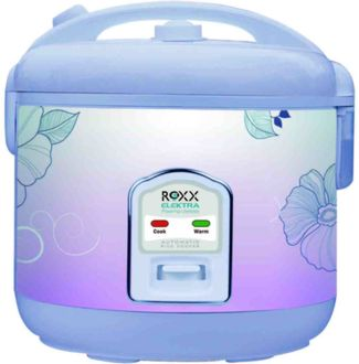 Roxx Poise 1.8 Litre Electric Rice Cooker Price in India