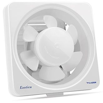 Lazer Exotica 6 Blade (250mm) Exhaust Fan Price in India