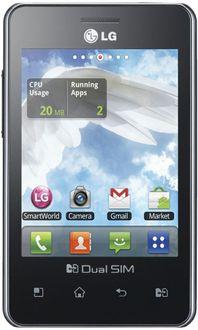 LG Optimus L3 Dual E405 Price in India