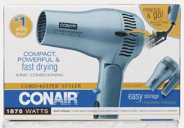 Conair 169XR (1875-Watt) Hair Dryer Price in India
