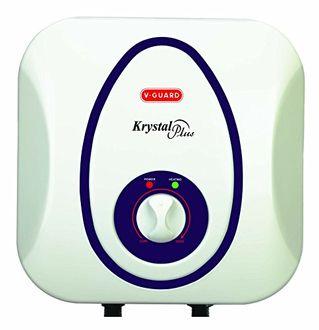 V-Guard Krystal Plus 10 Litres Storage Water Geyser Price in India