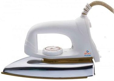 Bajaj Popular VX 1000W Dry Iron Price in India