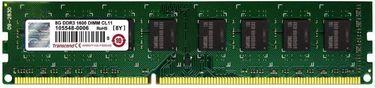 Transcend (TS1GLK64V6H) 8 GB DDR3 Desktop Ram Price in India