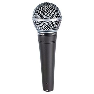 Shure SM48-LC Microphone Price in India