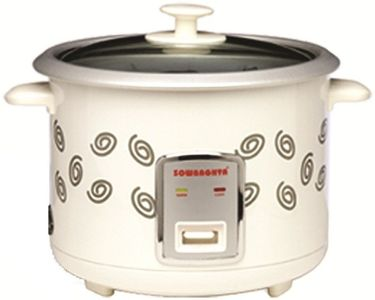SOWBAGHYA Annam Plus 1.8 Litre Electric Rice Cooker Price in India