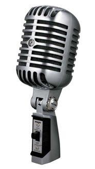 Shure 55SH Series II Microphone Price in India