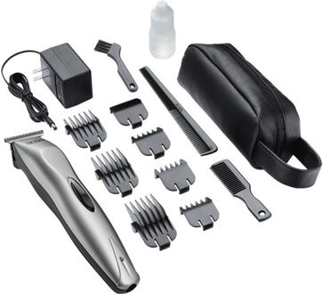 Andis BTF 14-Piece Rechargeable Grooming Kit Trimmer Price in India