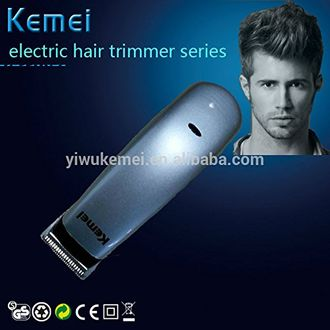 Kemei KM-9612 2 in 1 Rechargeable Trimmer Price in India
