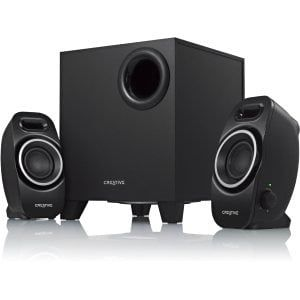 Creative A250 2.1 Multimedia Speaker Price in India