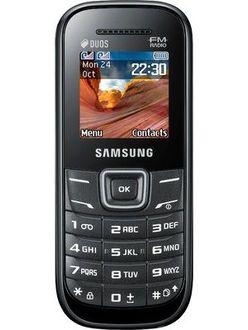 Samsung E1207T Price in India