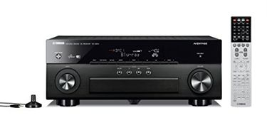 Yamaha RX-A840BL 7.2-Channel AV Receiver Price in India
