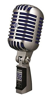 Shure Super 55 Deluxe Microphone Price in India
