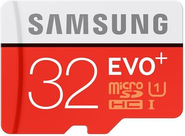 Samsung Evo Plus MB-MC32D 32GB MicroSDHC Class 10 (80MB/s) Memory Card (With Adapter) Price in India