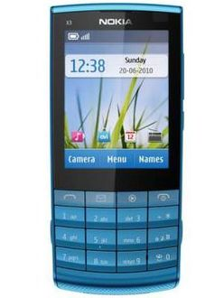 Nokia X3-02 Touch and Type Price in India
