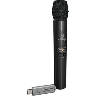 Behringer ULM100USB Wireless Microphone Price in India