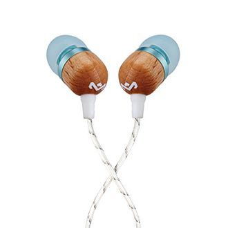 House Of Marley EM-JE041-RA Smile Jamaica In-Ear Headphone with Mic Price in India