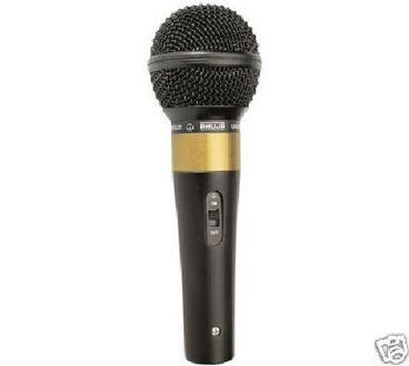Ahuja SHM-1000XLR Microphone Price in India
