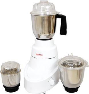 United Fabia 600W Mixer Grinder Price in India