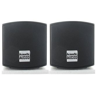Acoustic Audio AA321B Surround Speakers Price in India