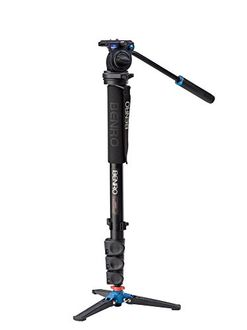 Benro A38FDS2 Monopod with 3-Leg Locking Base and S2 Head Price in India