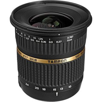 Tamron SP AF 10-24mm F/3.5-4.5 Di-II LD Aspherical (IF) Lens (for Sony DSLR) Price in India