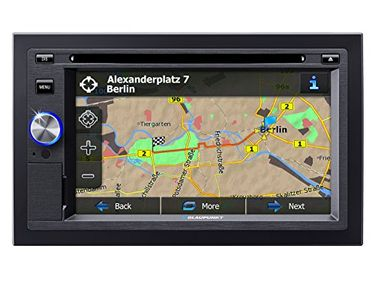 Blaupunkt San Diego 530 (WEU) GPS Navigation Device Price in India