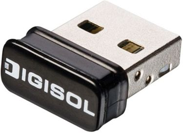 Digisol DG-WN3150Nu 150 Mbps Wireless USB Adapter Price in India