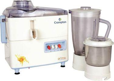 Crompton Greaves Prima 450W Juicer Mixer Grinder Price in India