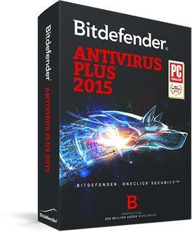 Bitdefender Antivirus Plus 2015 1 PC 1 Year Price in India