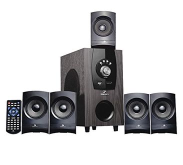 Zebronics BT6790 RUCF 5.1 Speaker System Price in India