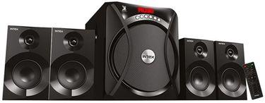 Intex It-rider 4.1 Speaker System Price in India