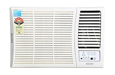 Voltas Delux 125 DY 1 Ton 5 Star Window Air Conditioner Price in India