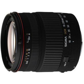 Sigma 18-200mm f/3.5-6.3 Lens (For Sony DSLR) Price in India