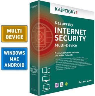 Kaspersky Internet Security 5 PC 1 Year Antivirus Price in India