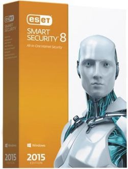 Eset Smart Security Version 8 2015 5 PC 1 Year Price in India