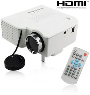 Unic UC28+ LED Projector Price in India