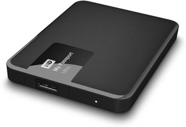 WD My Passport Ultra 1TB (WDBGPU0010BBK) Price in India