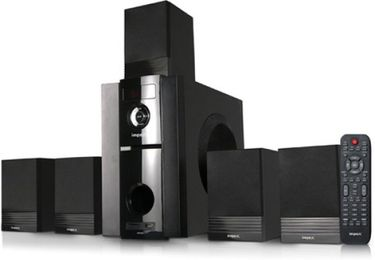 Impex Opera 5.1 Multimedia Speaker System Price in India