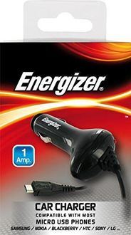 Energizer 1A Car Charger Price in India