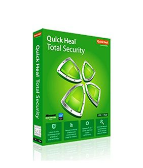 Quick Heal Total Security 2015 1 PC 1 Year Price in India