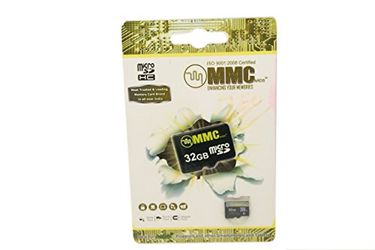 MMCards 32GB MicroSDHC Memory Card Price in India