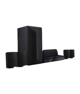 LG LHB625 5.1CH 3D Blu-Ray Home Theatre Price in India