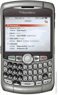 BlackBerry Curve 8310 Price in India