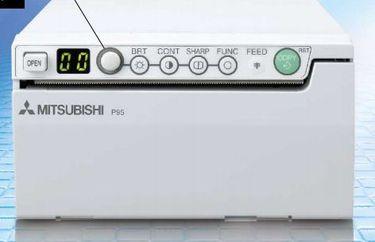 Mitsubishi P95DW Digital Monocrome Printer Price in India
