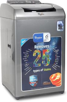 Whirlpool 7.2 Kg Fully Automatic Washing Machine (Stainwash Ultra) Price in India