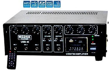 Medha D.J.Plus USB-90 Sound Amplifier Price in India